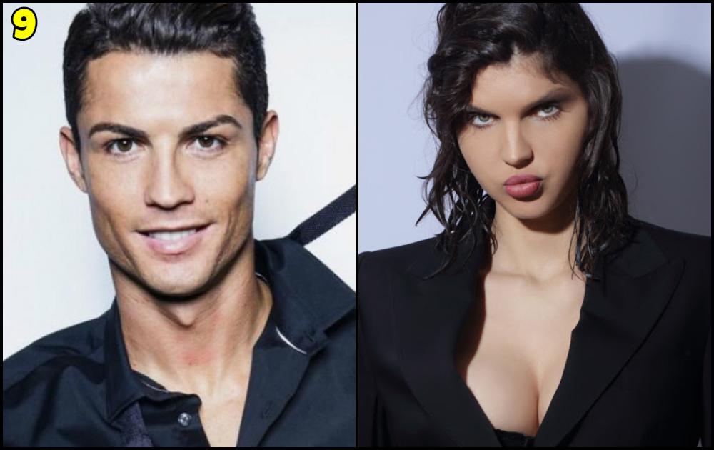 Cristiano Ronaldo And Alesia Riabenkova Dating