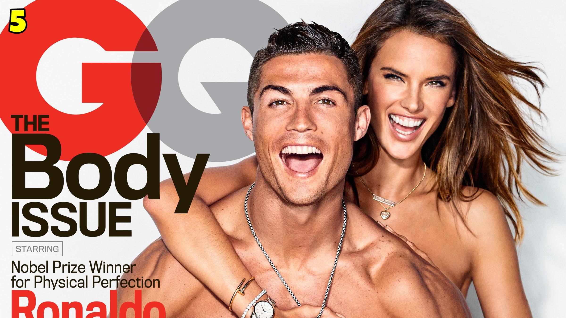 Cristiano Ronaldo And Alessandra Ambrosio Dating