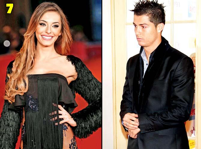 Cristiano Ronaldo And Alessia Tedeschi Dating