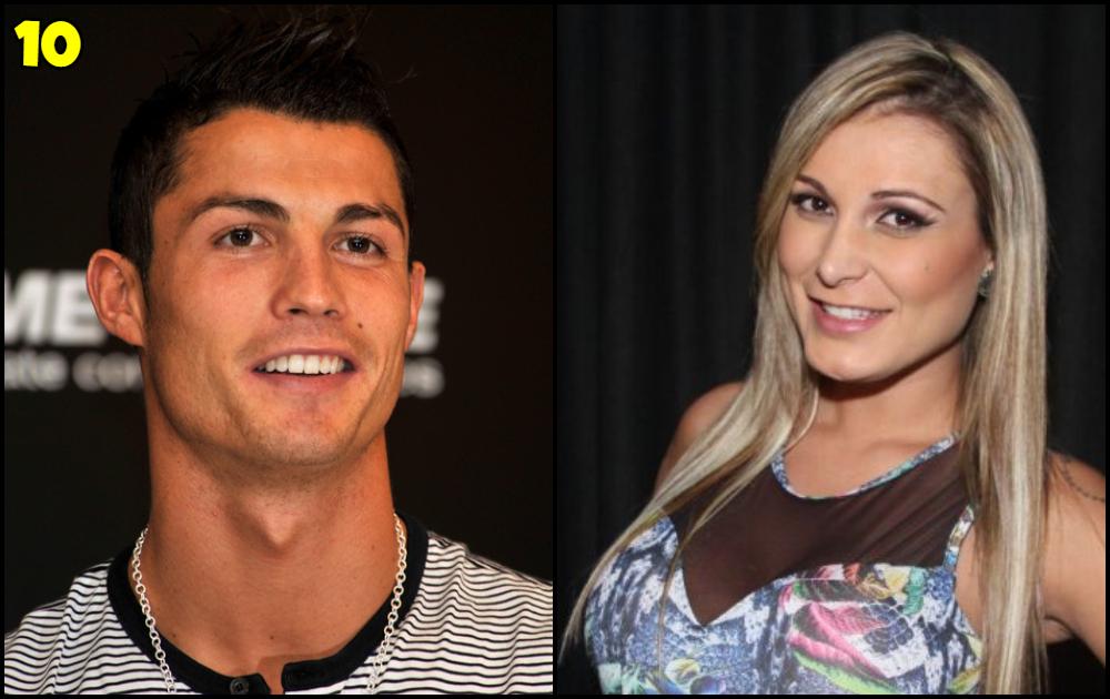 Cristiano Ronaldo And Andressa Urach Dating