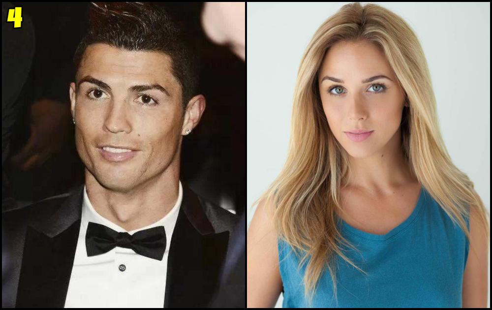 Cristiano Ronaldo And Daniella Grace Dating