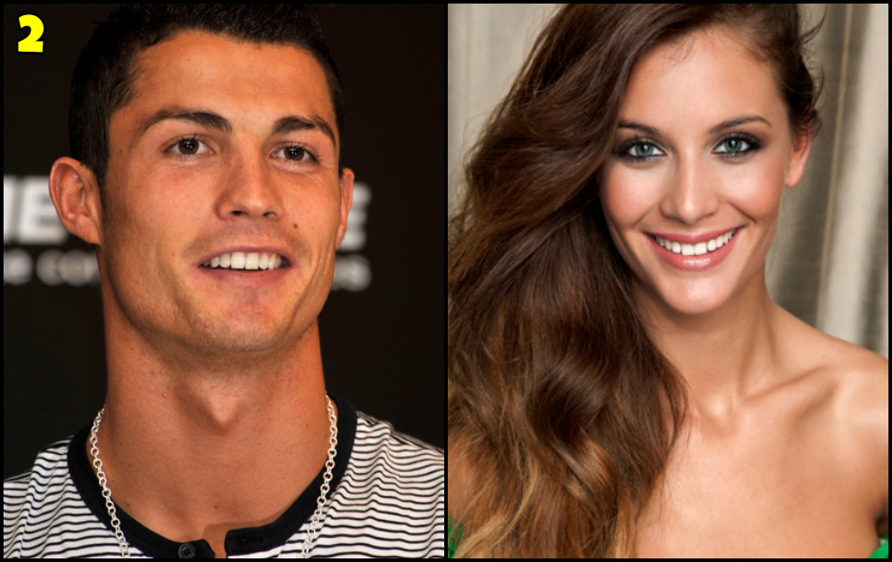 Cristiano Ronaldo And Desiree Cordero Dating