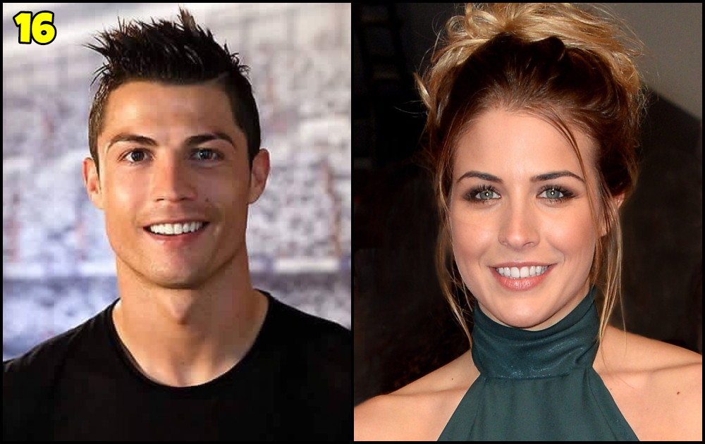 Cristiano Ronaldo And Gemma Atkinson Dating
