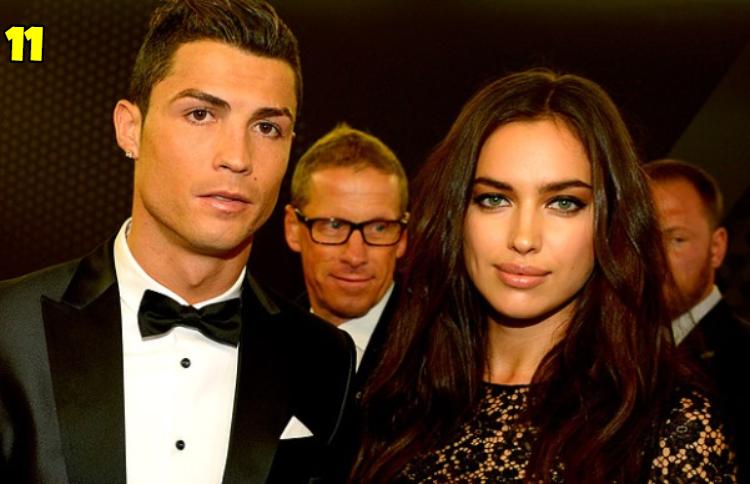 Cristiano Ronaldo And Irina Shayk Dating