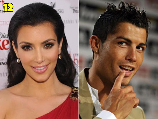 Cristiano Ronaldo And Kim Kardashian West Dating