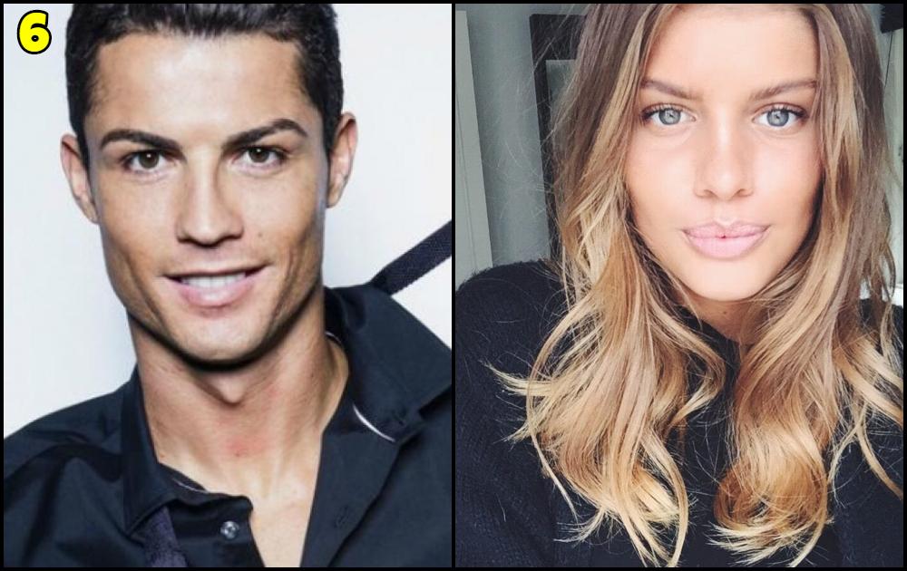 Cristiano Ronaldo And Maja Darving Dating