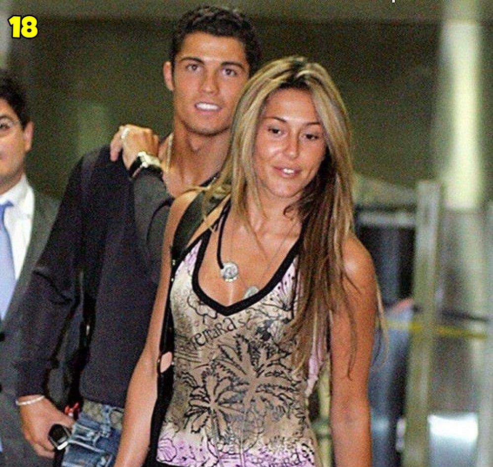 Cristiano Ronaldo And Merche Romero Dating