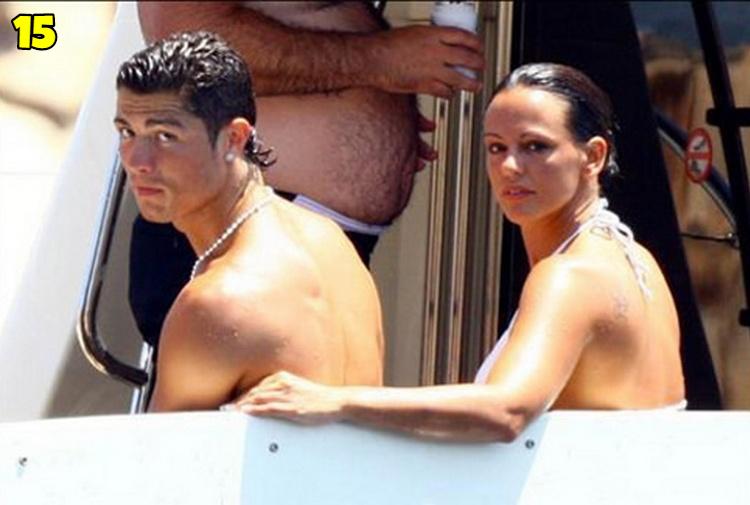 Cristiano Ronaldo And Nereida Gallardo Dating