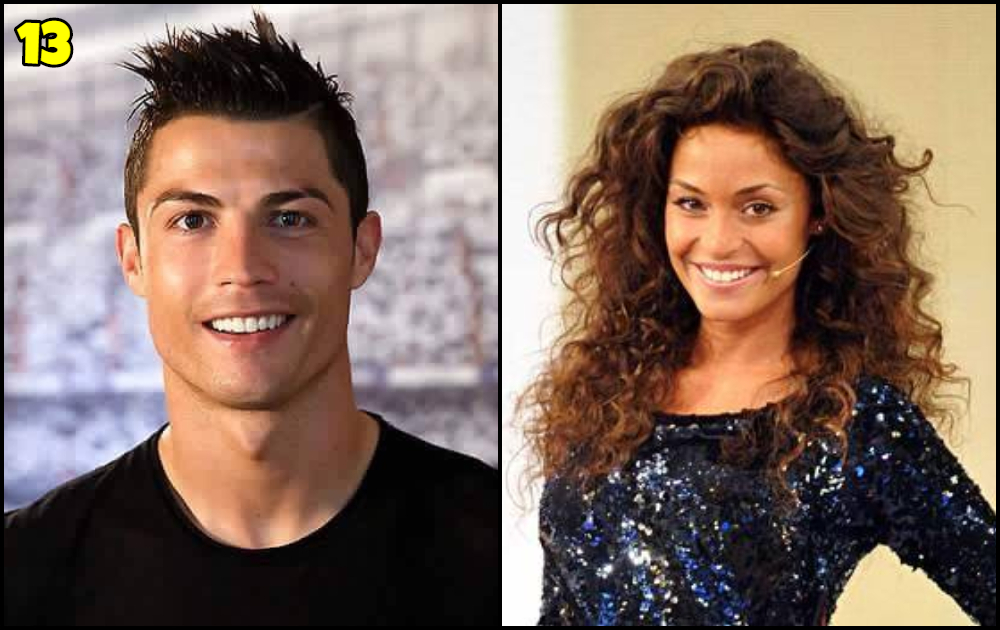Cristiano Ronaldo And Raffaella Fico Dating