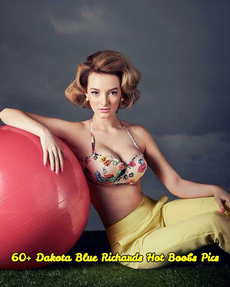 Dakota Blue Richards hot boobs pics