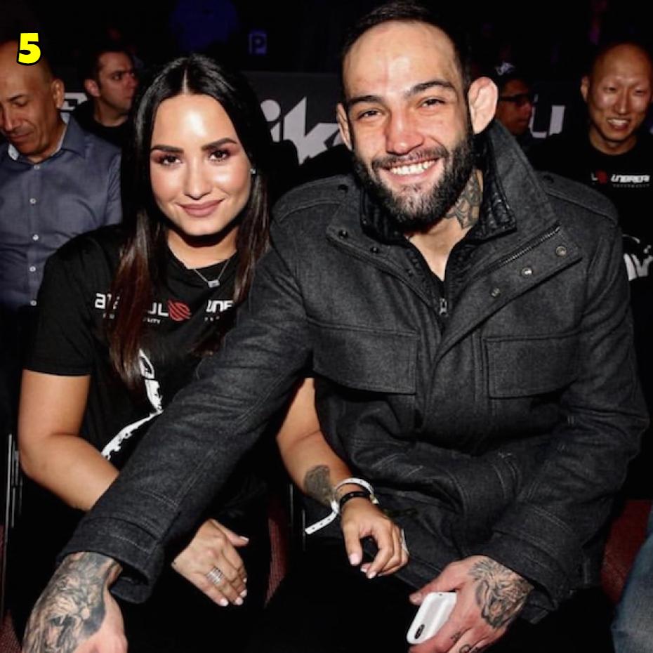 Demi Lovato And Guilherme Vasconcelos Dating