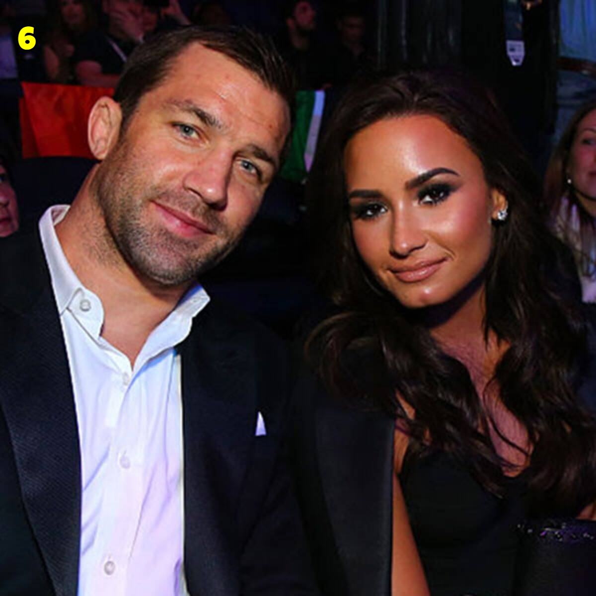 Demi Lovato And Luke Rockhold Dating