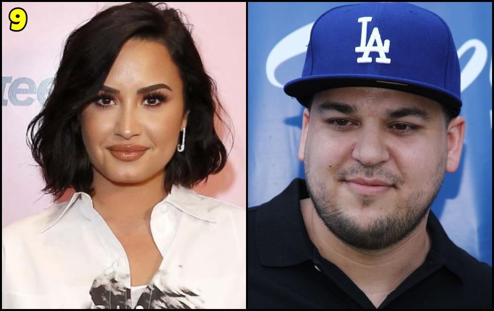 Demi Lovato And Rob Kardashian Dating