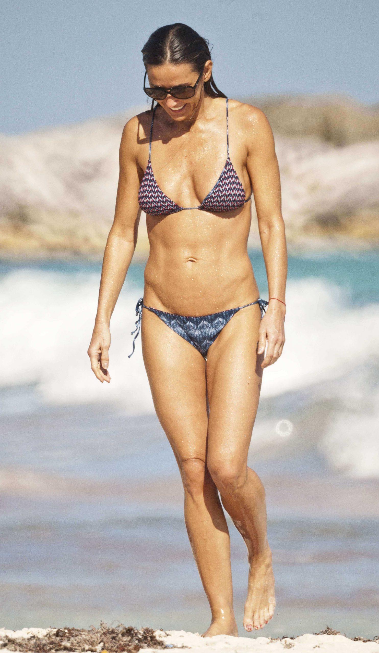 Demi Moore hot bikini pic