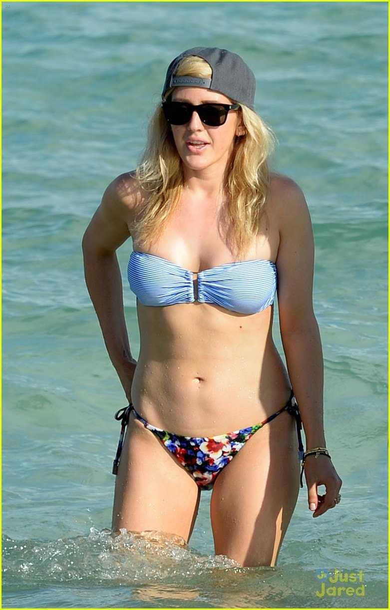 Ellie Goulding sexy pic