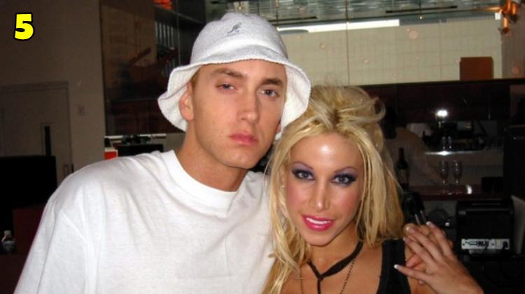 Eminem And Gina Lynn Dating
