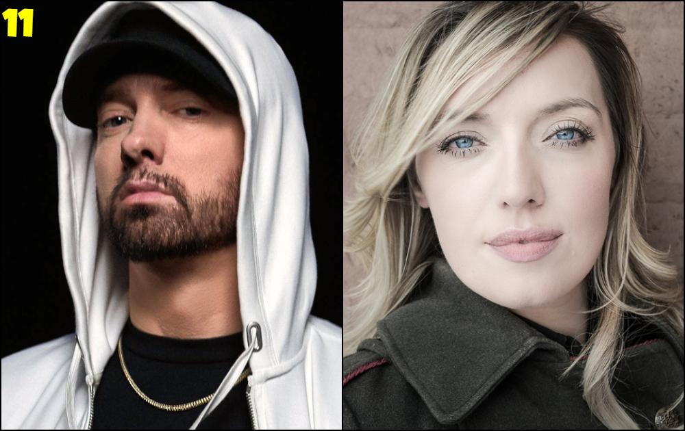 Eminem And Joy McAvoy Dating