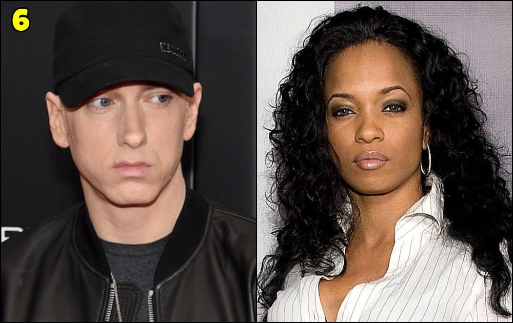 Eminem And Karrine Steffans Dating