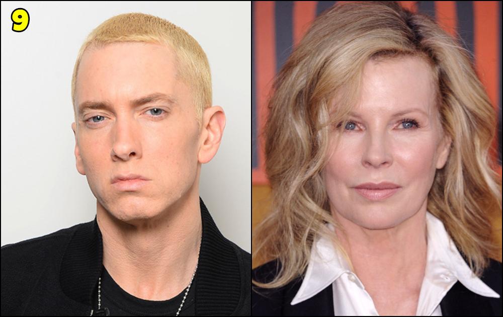 Eminem And Kim Basinger Dating