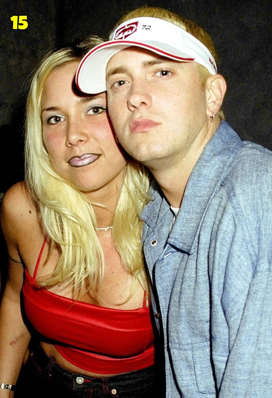 Eminem And Kimberley Scott Dating