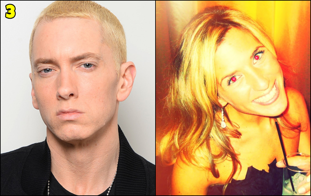 Eminem And Marni Bright Dating