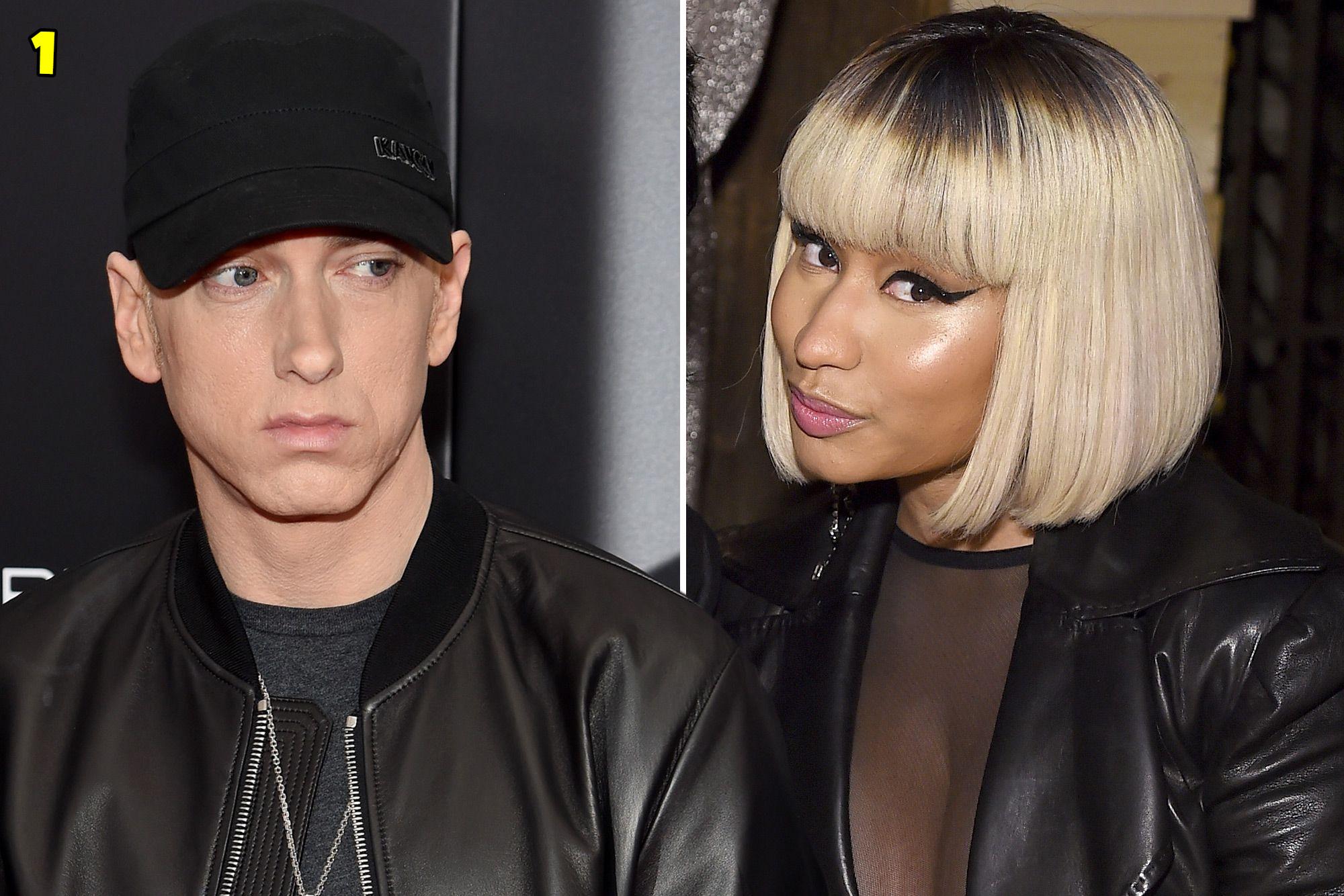 Eminem And Nicki Minaj Dating