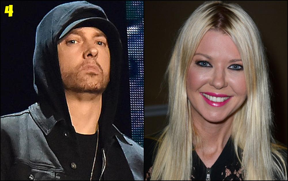 Eminem And Tara Reid Dating