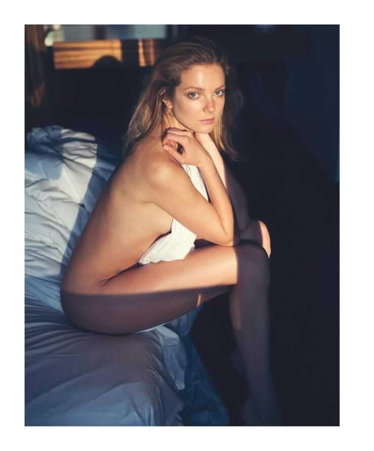 Eniko Mihalik hot topless pic