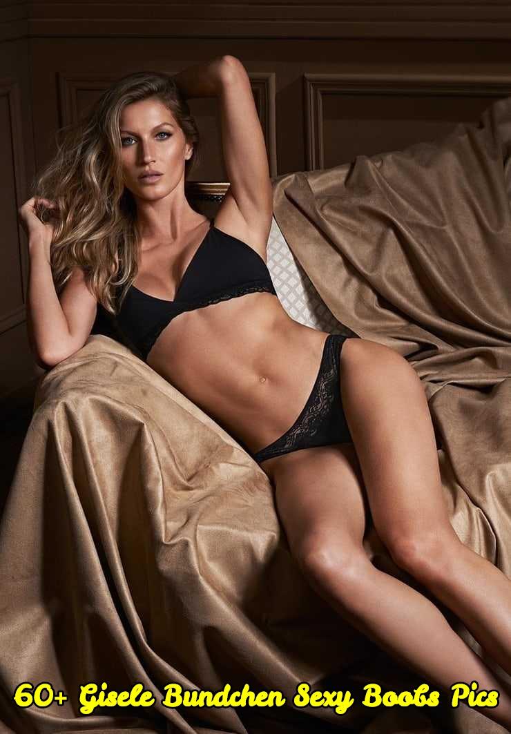 Gisele Bundchen sexy boobs pics