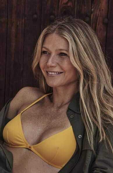 Gwyneth Paltrow hot bikini pic