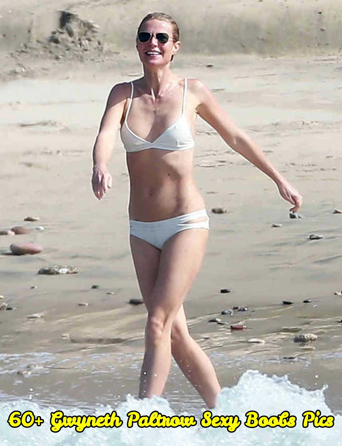 Gwyneth Paltrow sexy boobs pic
