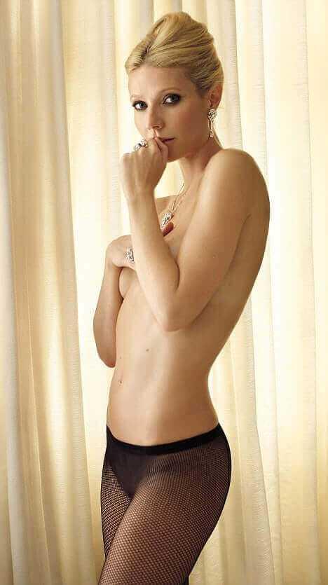 Gwyneth Paltrow topless pic