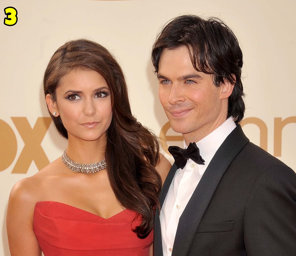 Ian Somerhalder And Nina Dobrev Dating