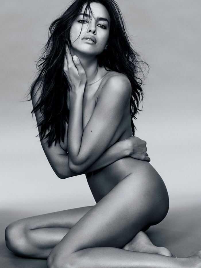 Irina Shayk butt pic