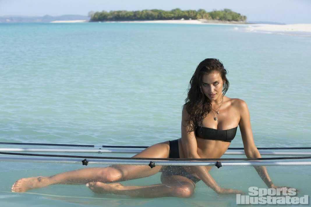 Irina Shayk sexy tits pic