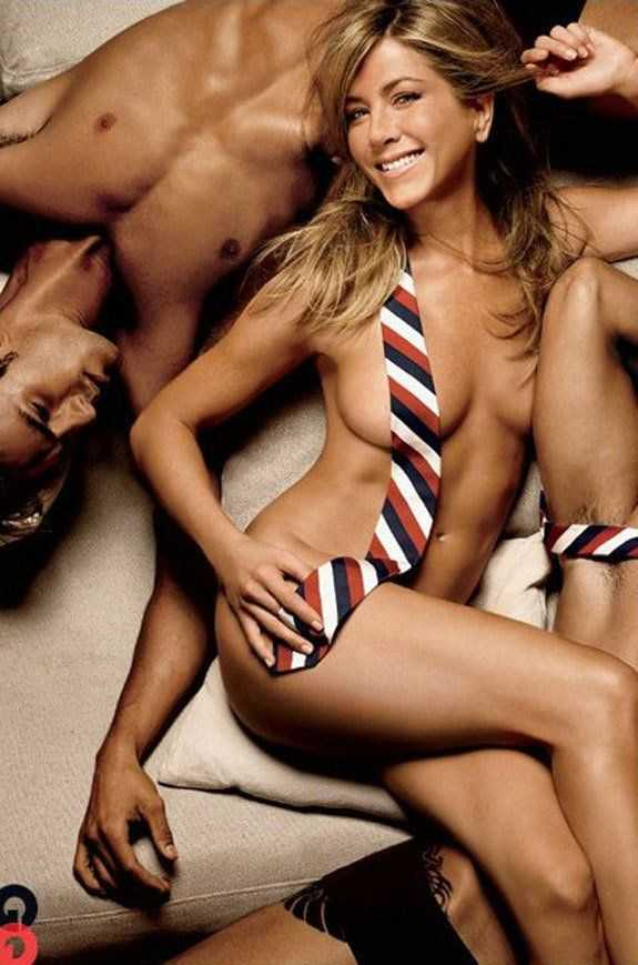 Jennifer Aniston boobs pic