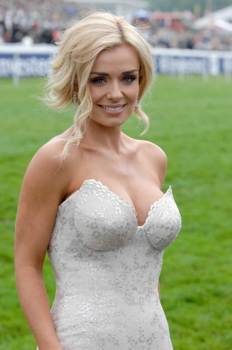Katherine Jenkins hot look (2)