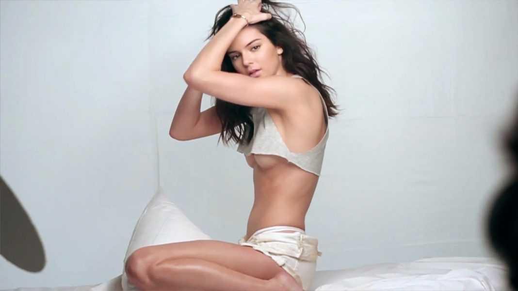 Kendall Jenner hot bikini pic