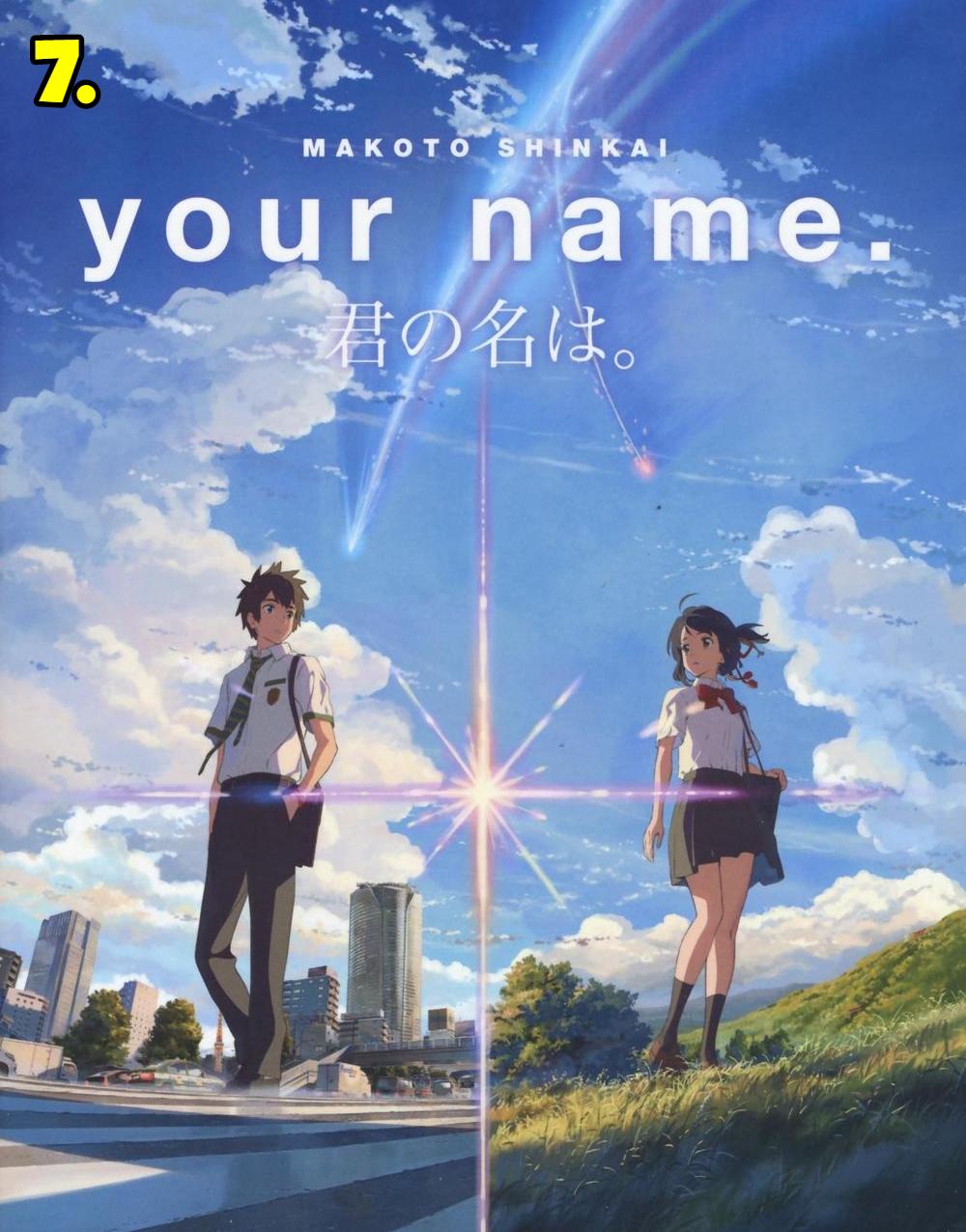 Kimi no Na wa. (Your Name.)