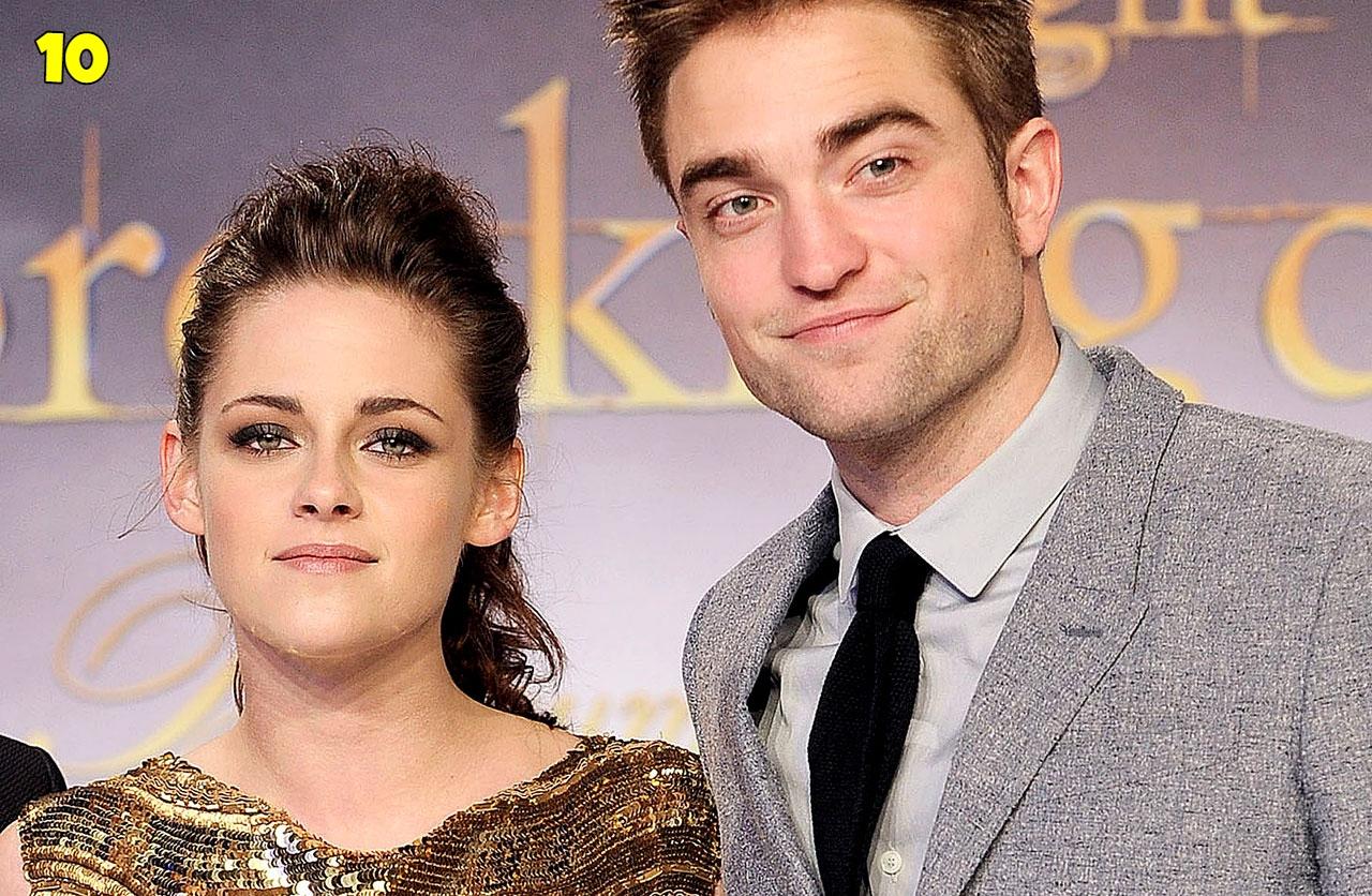 Kristen Stewart And Robert Pattinson Dating
