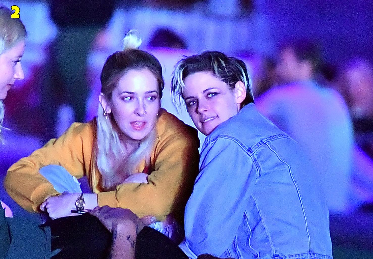 Kristen Stewart And Sara Dinkin Dating