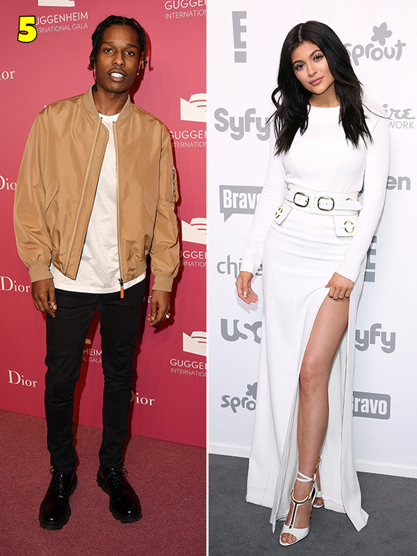 Kylie Jenner And ASAP Rocky Dating