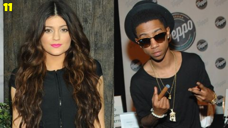 Kylie Jenner And Lil Twist Dating