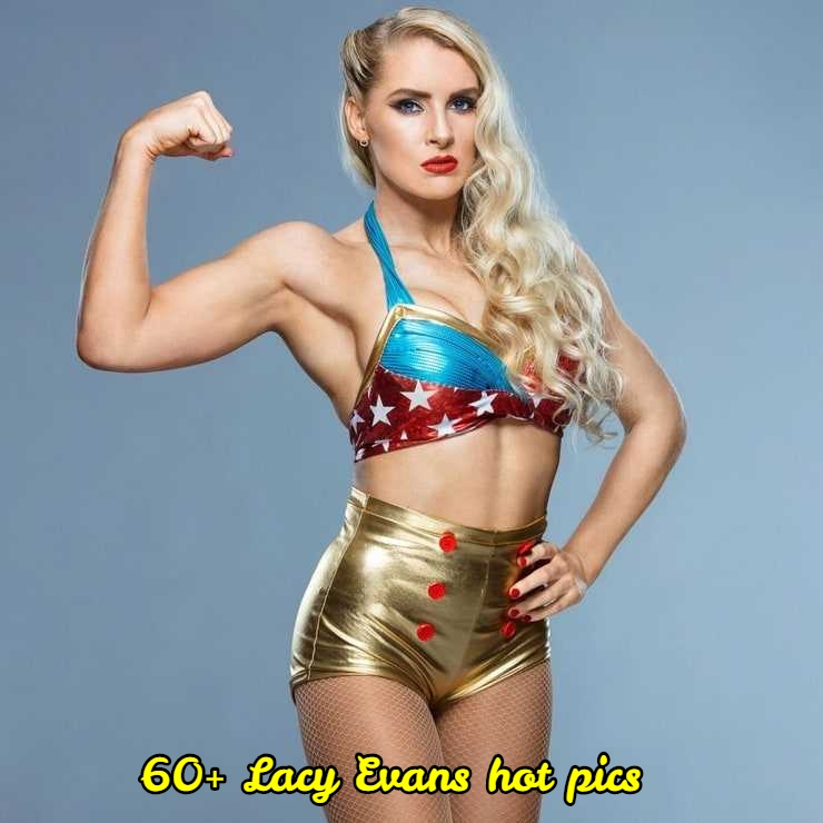 Lacy Evans sexy look pics