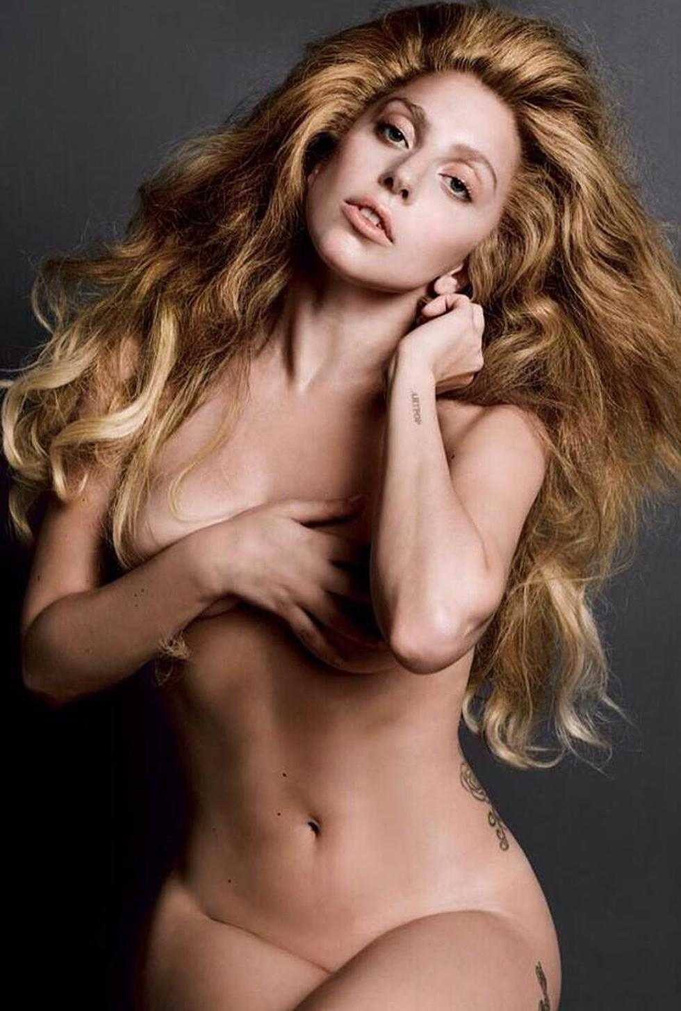 Lady Gaga hot tits pic