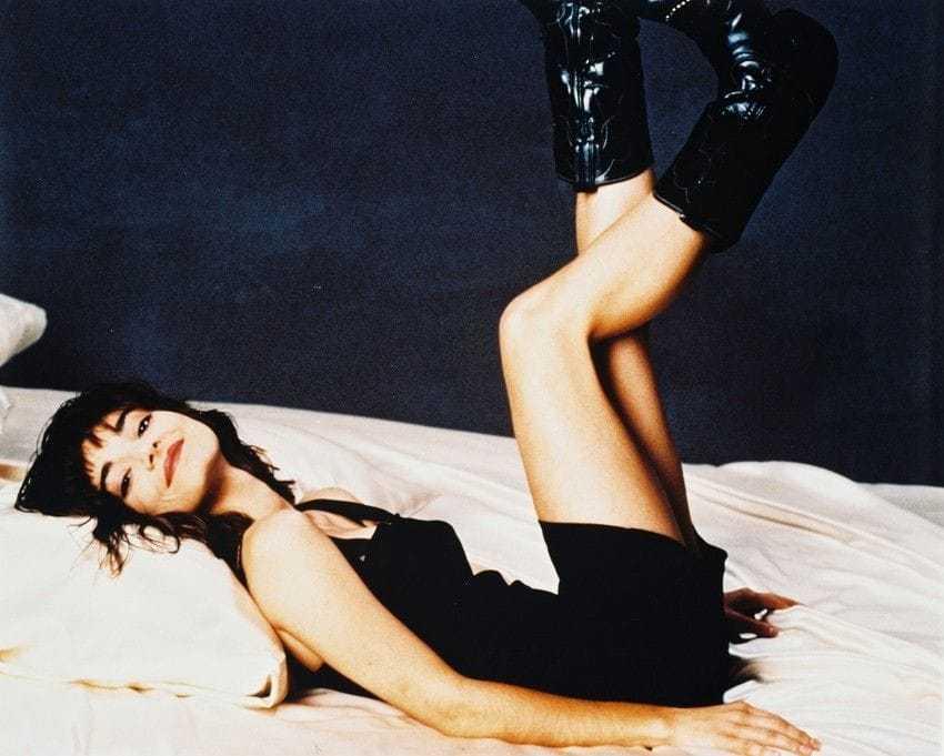 Laura San Giacomo hot feet pic