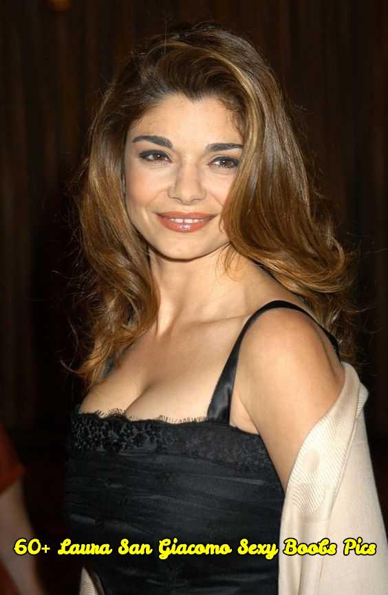 Laura San Giacomo sexy boobs pics