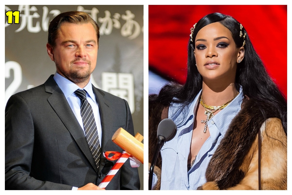 Leonardo DiCaprio And Rihanna Dating