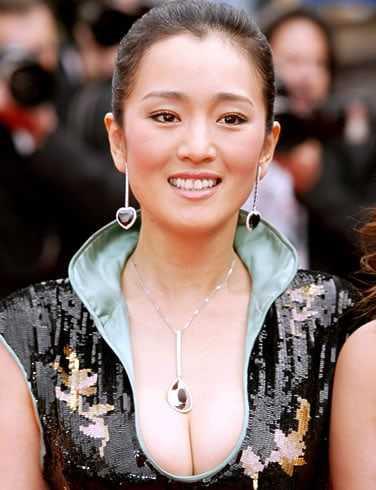 Li Gong big boobs (2)