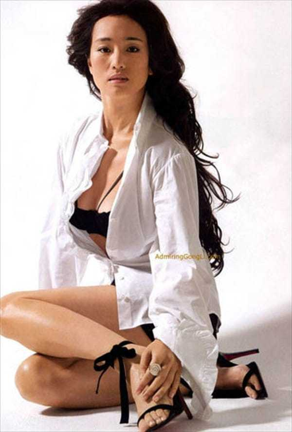 Li Gong sexy (1)